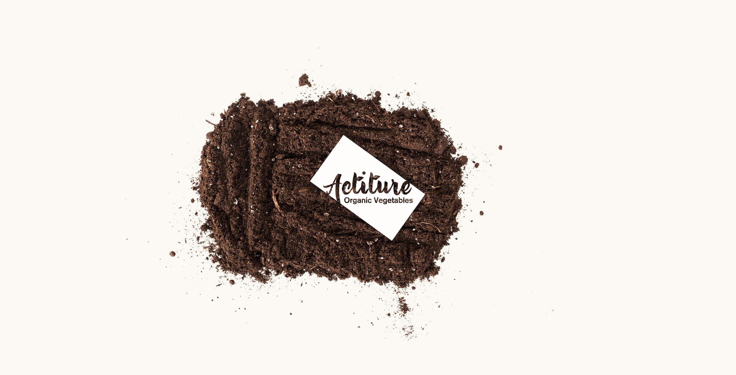 diseño de logotipo de Actiture