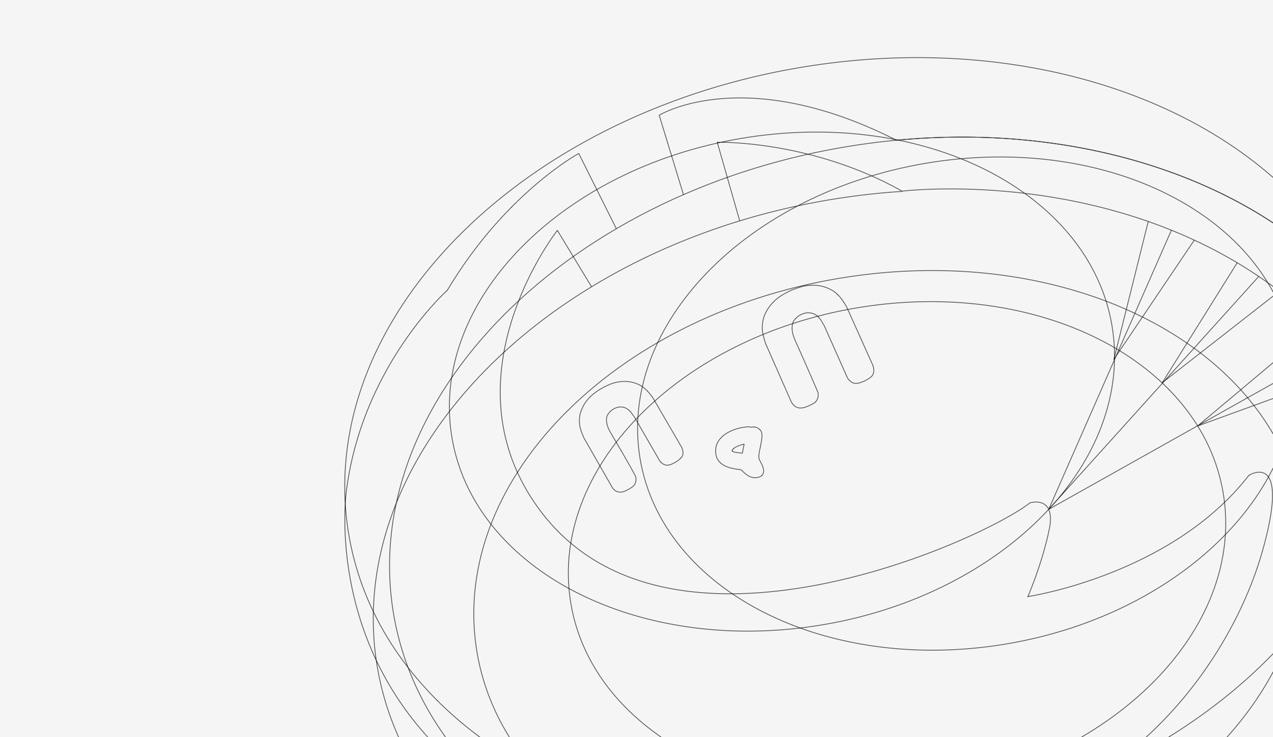detalle de proceso de diseño de logo de Adopta Navarra