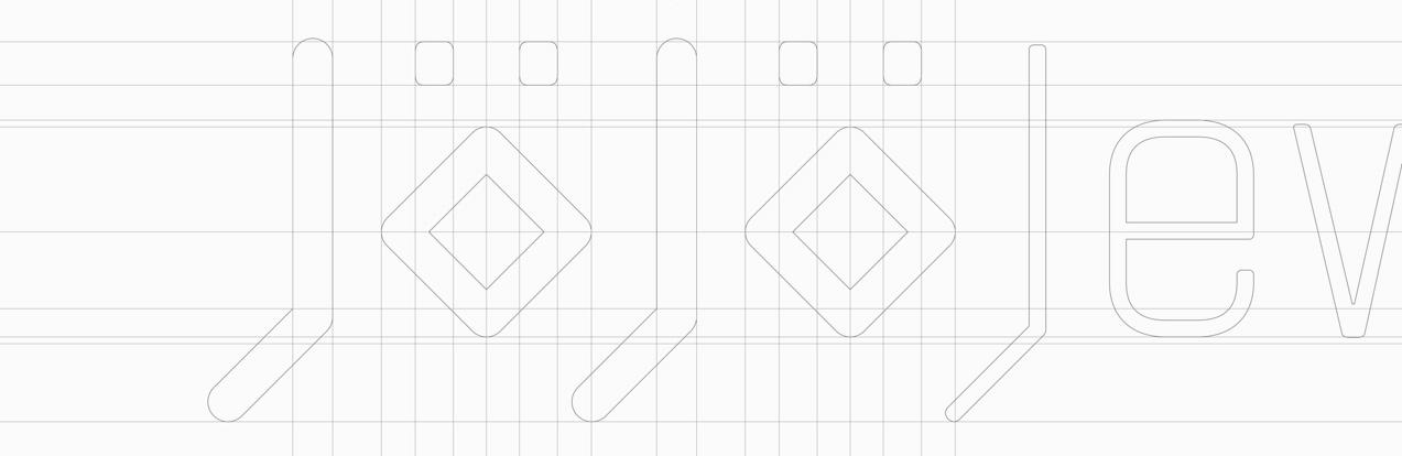 detalle proceso diseño de logo de jojo jewels