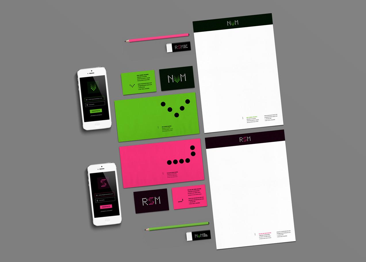 Diseño de aplicaciones corporativas de NVM & RSM