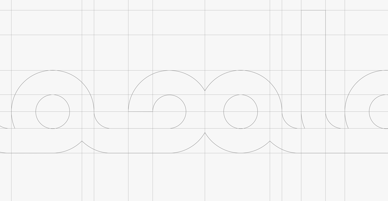 detalle diseño de logo peluquería lasala