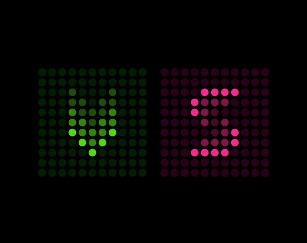 diseño de logotipo responsivo para NVM & RSM