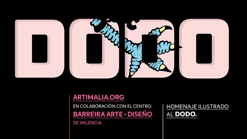 diseño de imagen para charla en Barrerira para Artimalia