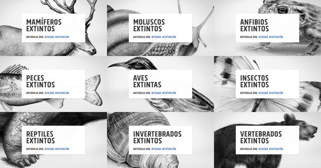 diseño de identidad visual para Artimalia