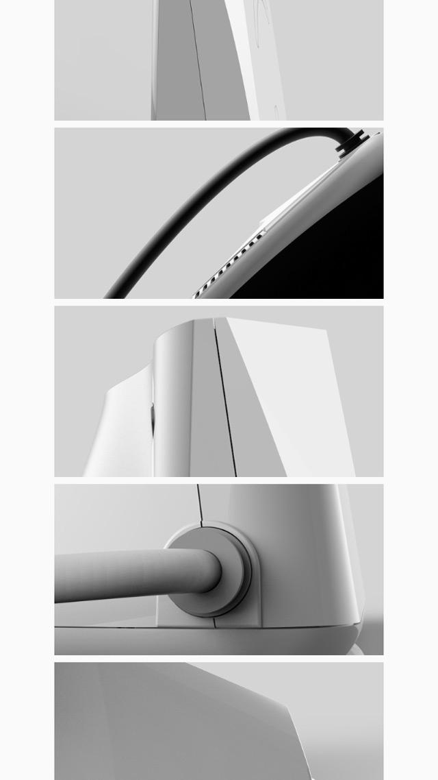 diseño de pantalla para móvil sección detalle producto para EverSens