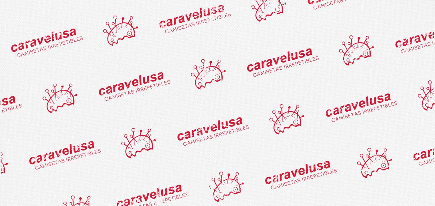 diseño de logotipo para Caravelusa