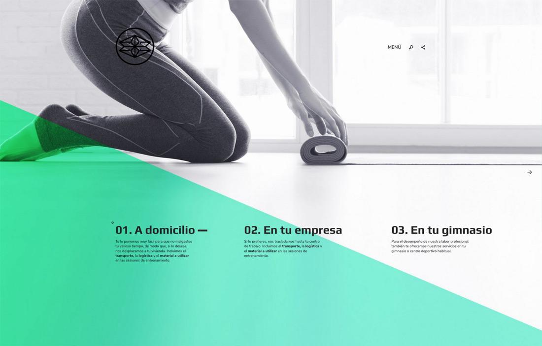 diseño de imagen promocional online para Éxito 28 Madrid