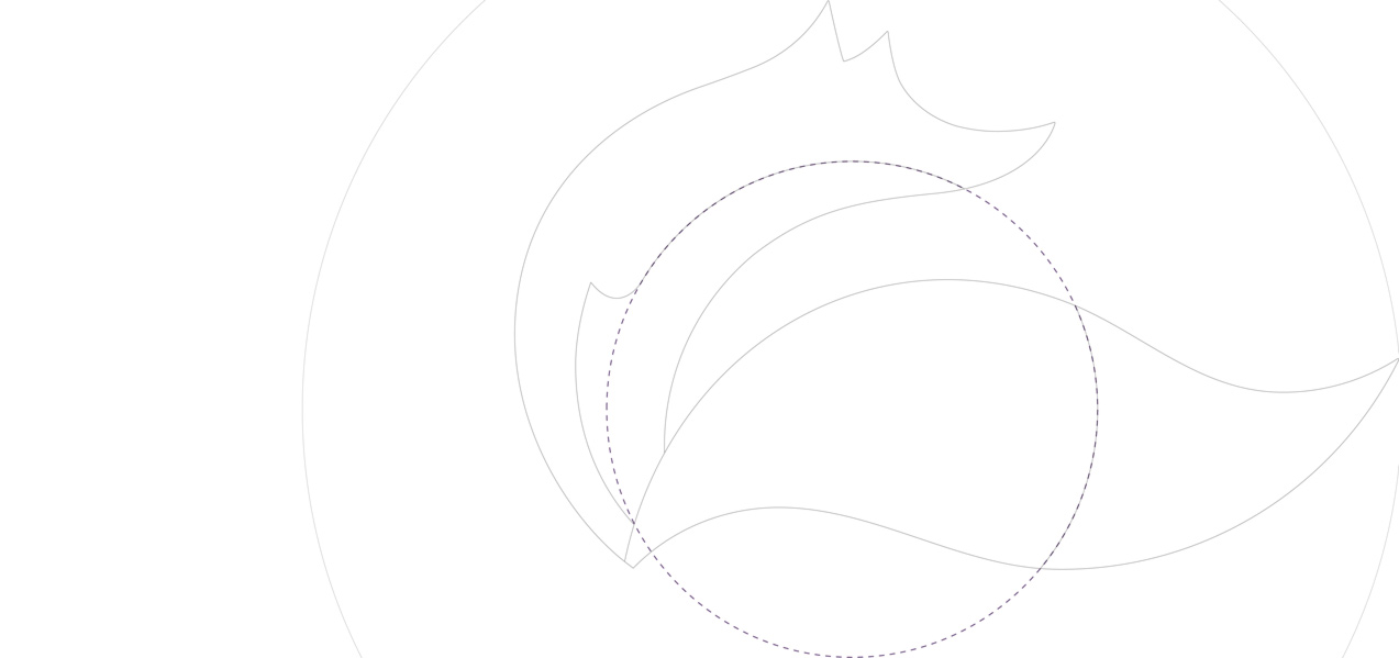 presentación de proceso de diseño de logotipo para asesoría energética