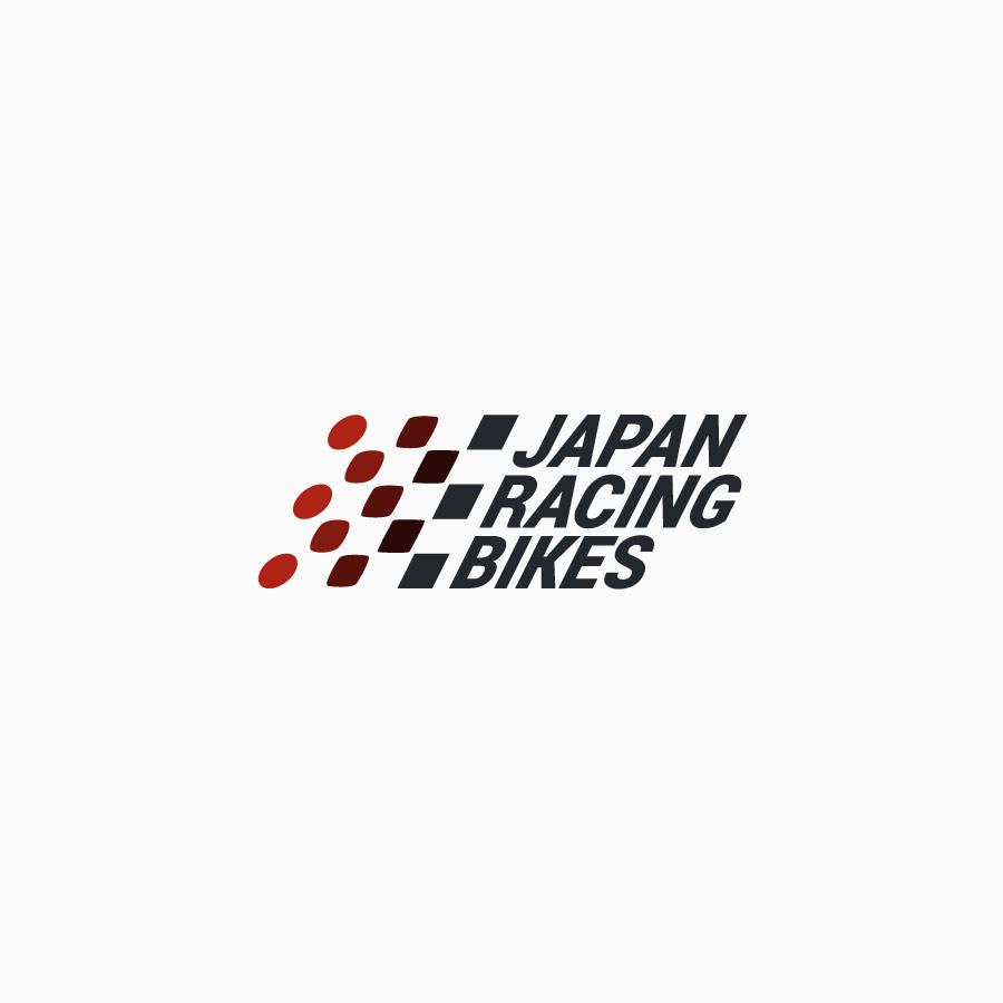 diseño de logotipo de Japan Racing Bikes