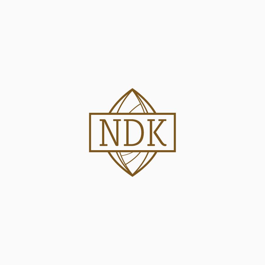 diseño de logotipo de NDK Growshop