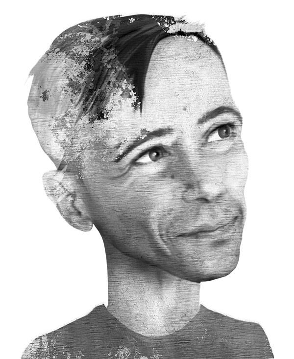 retrato de Sergio