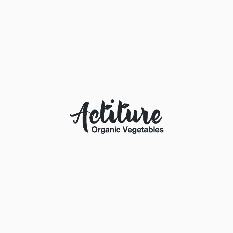 logotipo de Actiture en blancoy negro