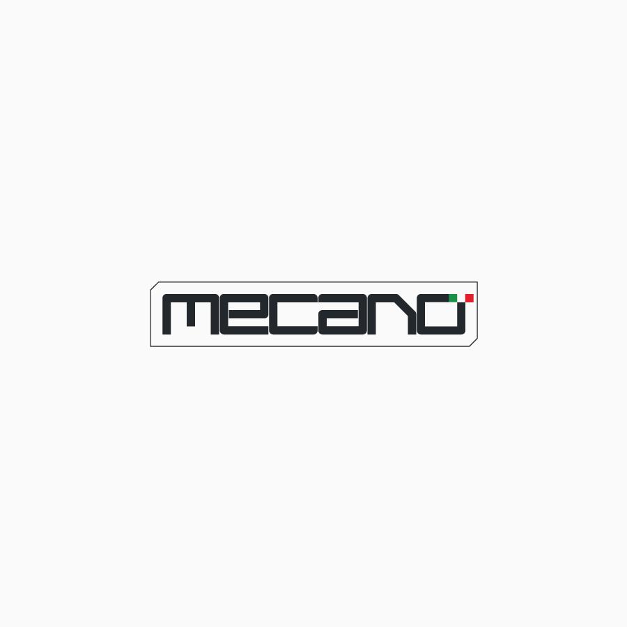 diseño de logotipo de Mecano