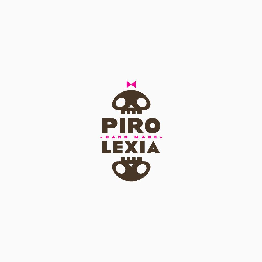 diseño de logotipo de Pirolexia